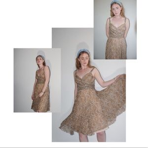 La Perla 100% silk dress size 42